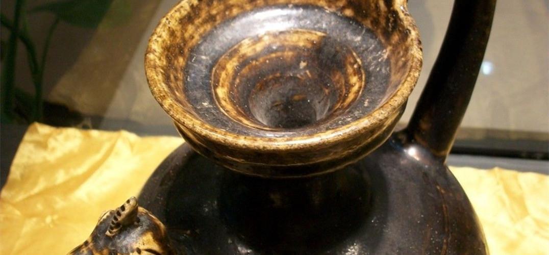 德清窑:中国最早生产成熟黑瓷的窑口