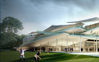 SANAA建筑事务所将主持设计布达佩斯国家美术馆新馆