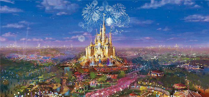 上海迪士尼乐园部分设计细节披露 来看!