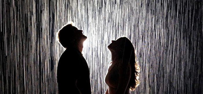 再不担心没有雨!雨屋将在阿联酋永久展出