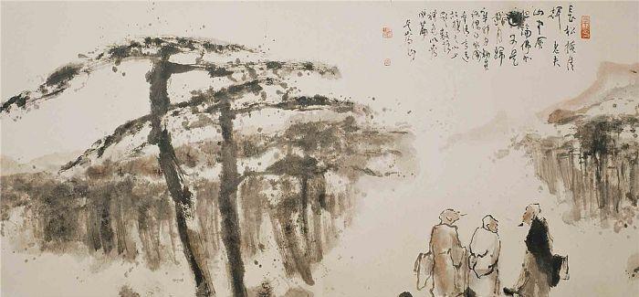 吴为山教授获颁香港中文大学荣誉文学博士学位