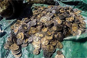 哥伦比亚发现300多年沉船 载有价值20亿美元宝藏