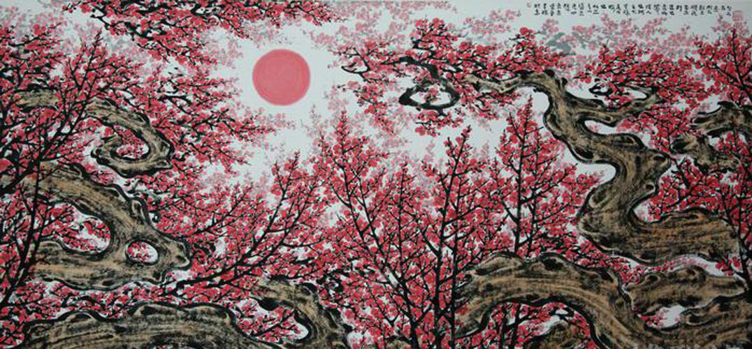 金陵风来:江苏省国画院名家邀请展