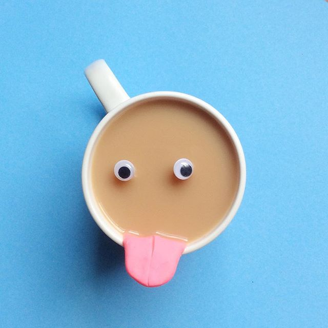 Artist Brings Food To Life By Playfully Adding Quirky Faces To Them 9