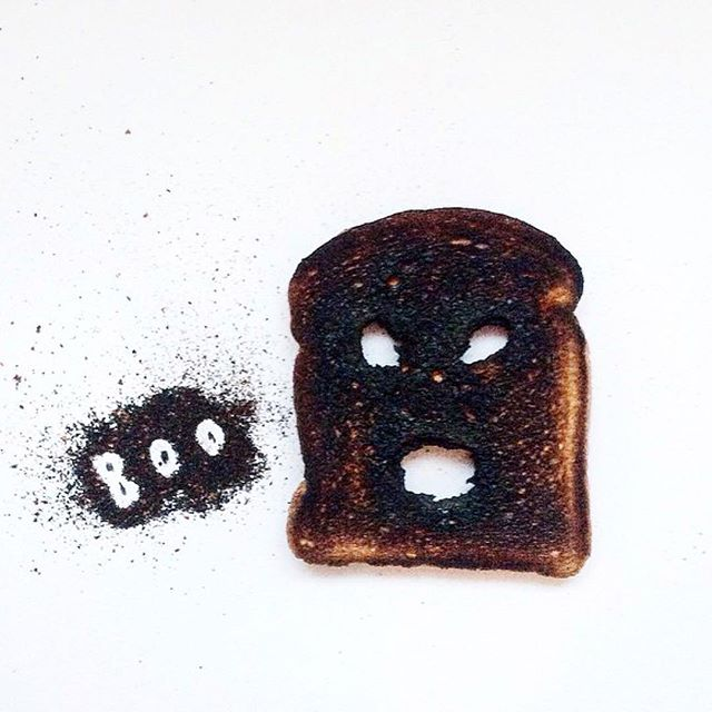 Artist Brings Food To Life By Playfully Adding Quirky Faces To Them 10