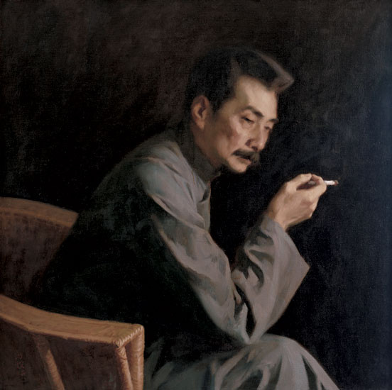 靳尚谊《鲁迅》