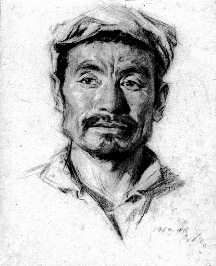 农民肖像2