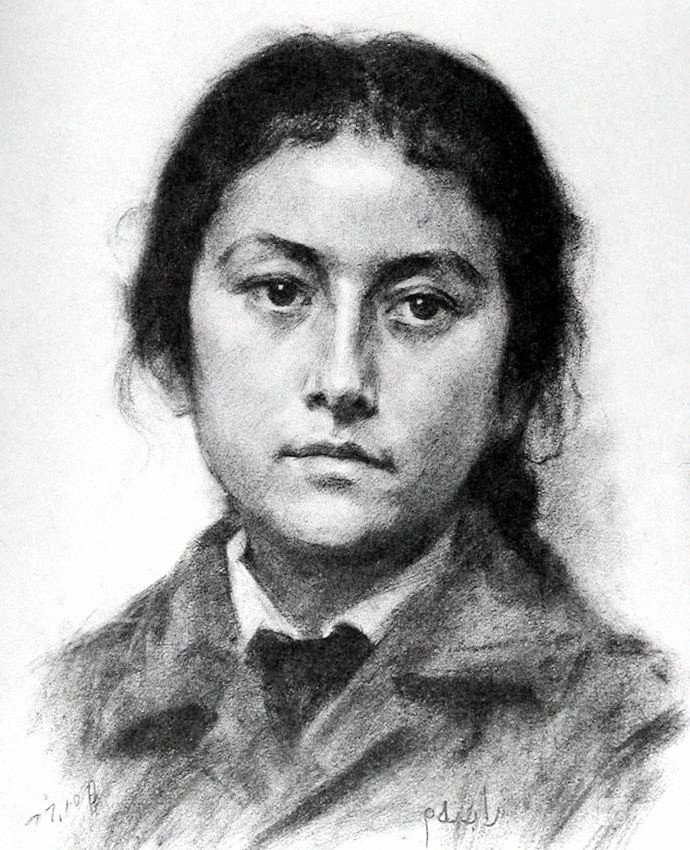 维族女青年