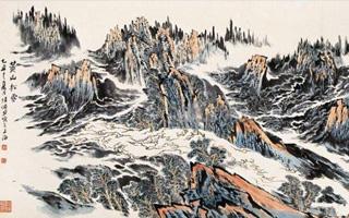"""""""北李南陆"""" 艺术风格与市场走向之比较"""