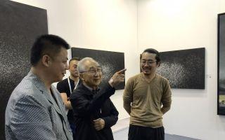第三届大艺博广州开幕 靳尚谊称学艺术得有出路