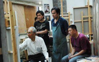靳尚谊:观念在艺术创作中并不那么重要
