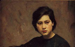 从靳尚谊三次成交记录看油画市场的上升