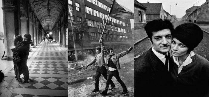 Josef Koudelka摄影作品