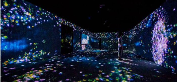 佩斯画廊推出艺术×科技跨界项目 兰登国际及teamLab再出新