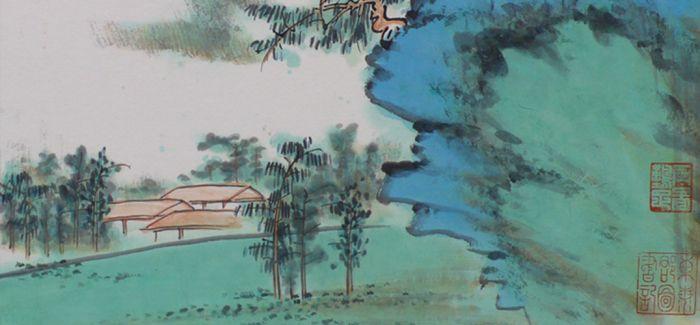 徐建融:湖上长风作品展