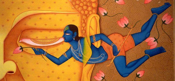 信仰的意境: 印度的当代艺术