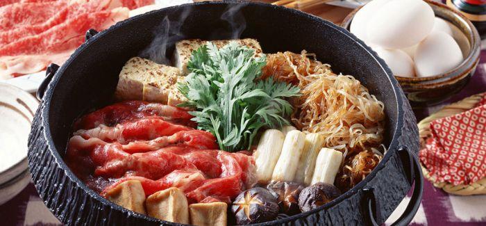 这样做火锅更好吃 日式美丽锅物摆盘秘招