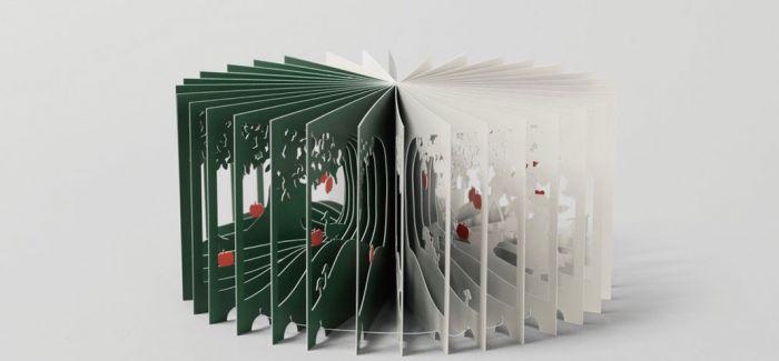精美绝伦的360度立体图书