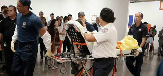 巴塞尔袭击事件被当行为艺术 网友质疑当代艺术进入误区