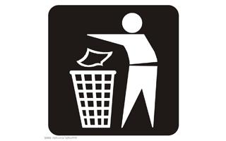 书法为什么 会变成垃圾