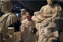 卡尔·拉格斐:重释罗马着迷的黄金年代