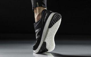 New Balance 终于公布3D打印跑鞋:4月上市