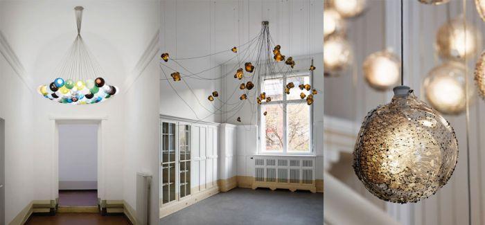 这个加拿大灯饰品牌是这么玩的:把废弃法院变成了展示厅