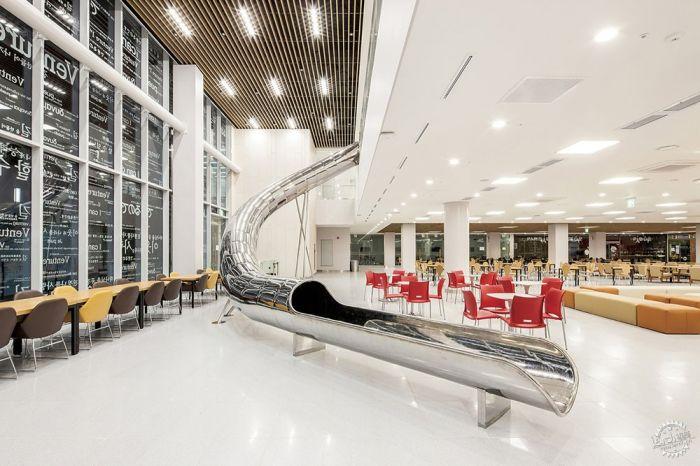 湖西大学图书馆/ Bang Keun YOU + DongWoo Architects and Consultants第10张图片