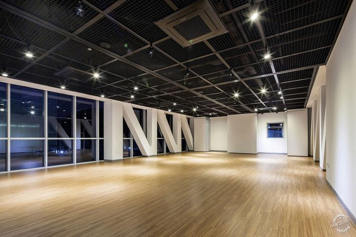 湖西大学图书馆/ Bang Keun YOU + DongWoo Architects and Consultants第14张图片