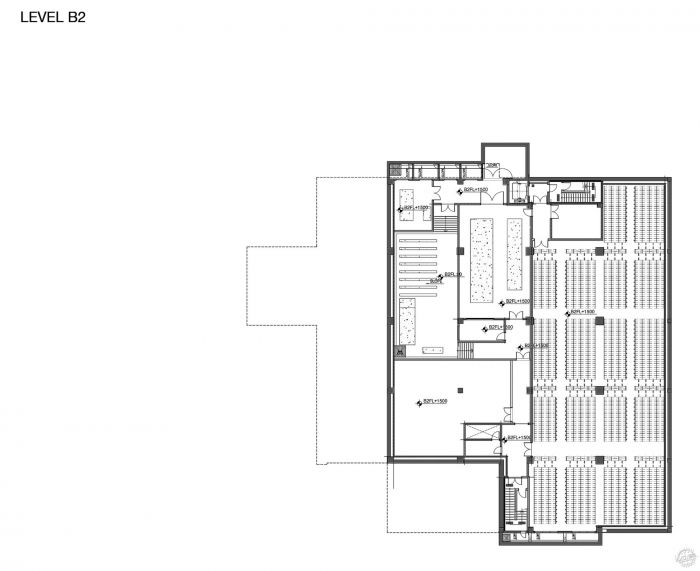 湖西大学图书馆/ Bang Keun YOU + DongWoo Architects and Consultants第19张图片