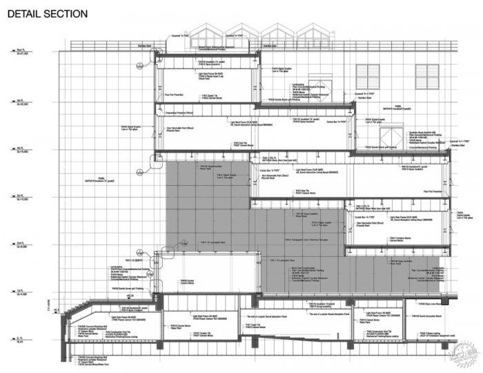 湖西大学图书馆/ Bang Keun YOU + DongWoo Architects and Consultants第30张图片
