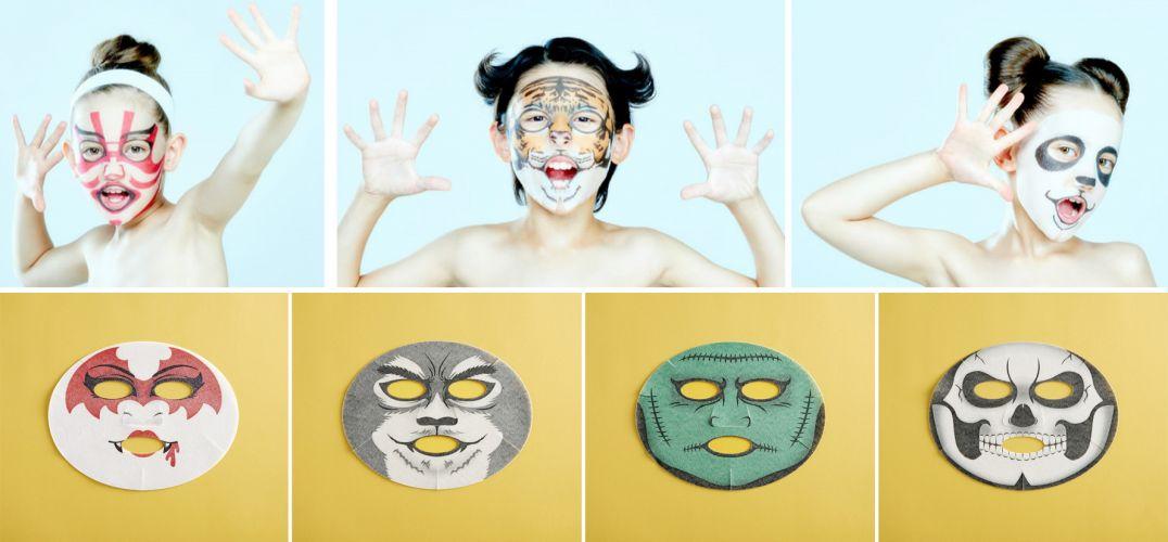 今天你想换哪张脸?一心堂推出动漫脸谱面膜
