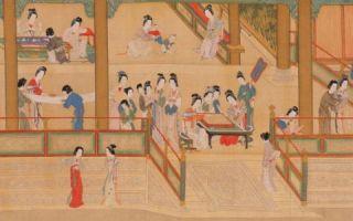 仇英去世时大藏家项元汴才28岁 他们有过哪些交往?