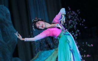 古典舞剧《红楼梦》 76岁陈爱莲再演黛玉致敬经典