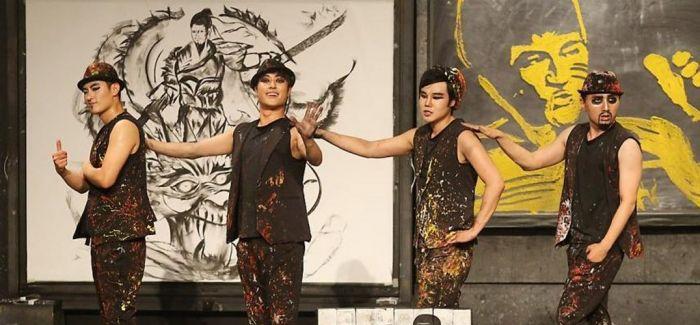 韩国《涂鸦秀:HERO》24日京城开演
