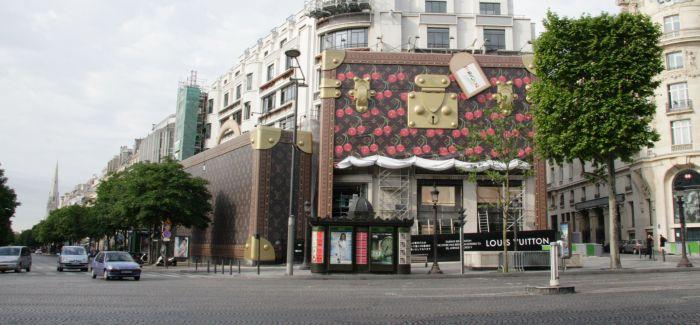 LV作为旅行包有什么故事 来看巴黎的这个展