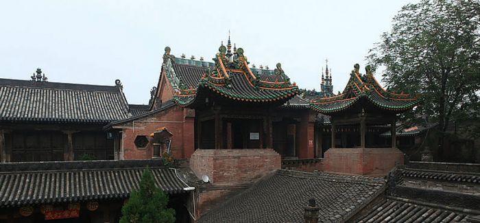 中国古建筑文化研究院落户安徽