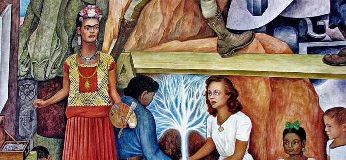 迭戈·里维拉:墨西哥壁画之父