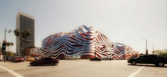 美国加州彼得森汽车博物馆新馆