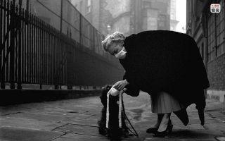 看60年前摄影师如何拍伦敦大雾