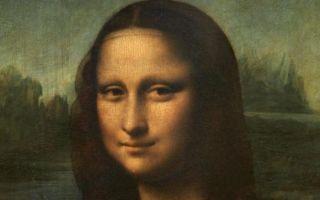 """科学家声称在《蒙娜丽莎》油画下发现""""本尊""""画像"""