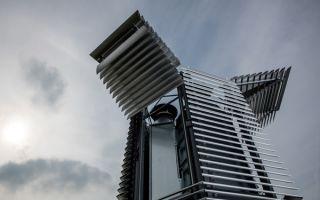 艺术家为北京解决雾霾难题:除霾塔1天净化1个足球场