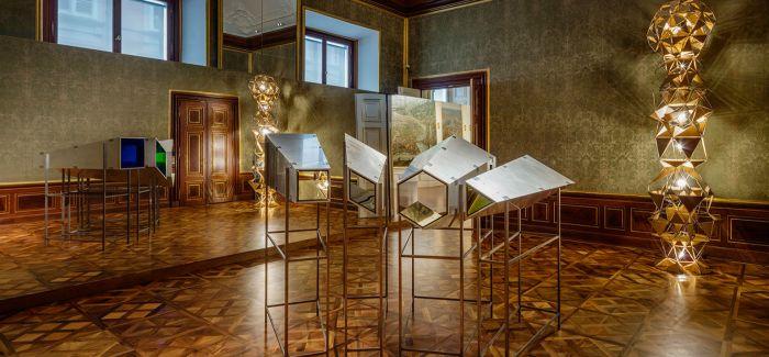当巴洛克式建筑遭遇现代艺术