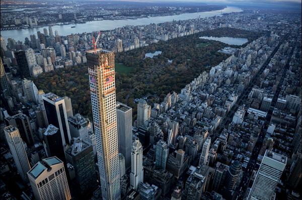 george steinmetz航拍摄影作品:纽约