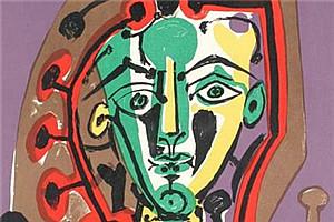 毕加索夏加尔作品亮相联拍在线 版画收藏将发力