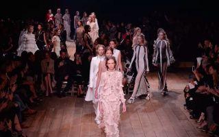 Alexander McQueen 重返伦敦时装周