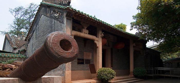 三元里将建历史文化展览馆