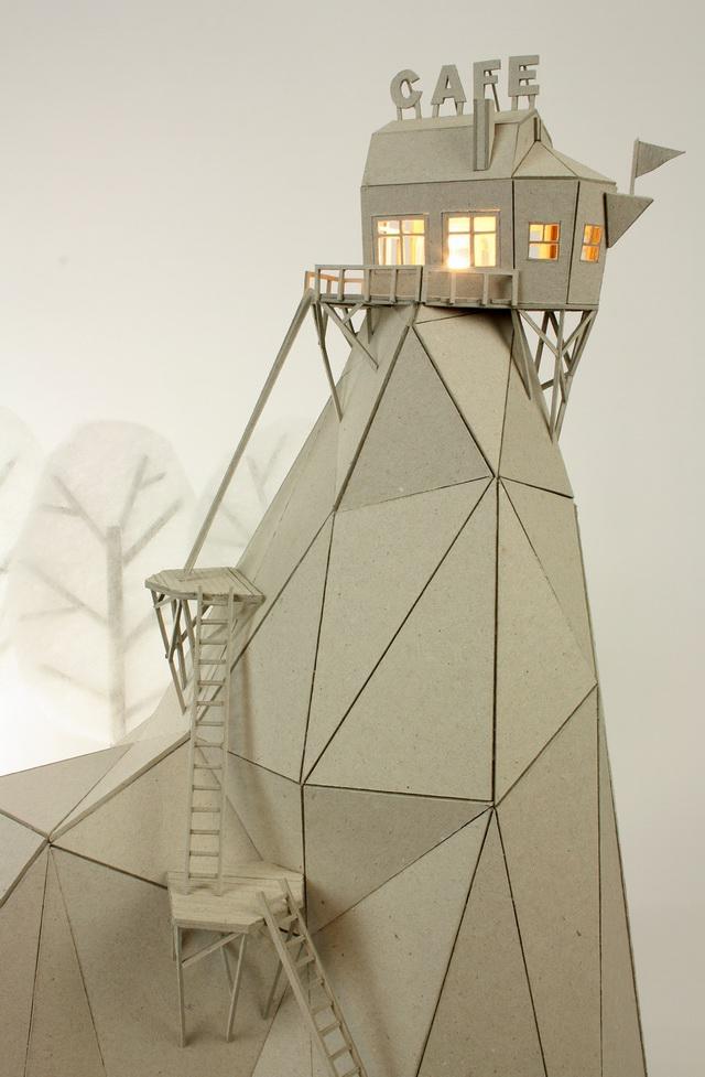 盒子做房子模型步骤