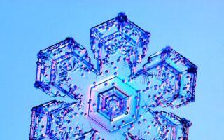 物理学家教你雪景的正确打开方式:比你看到的美多了!