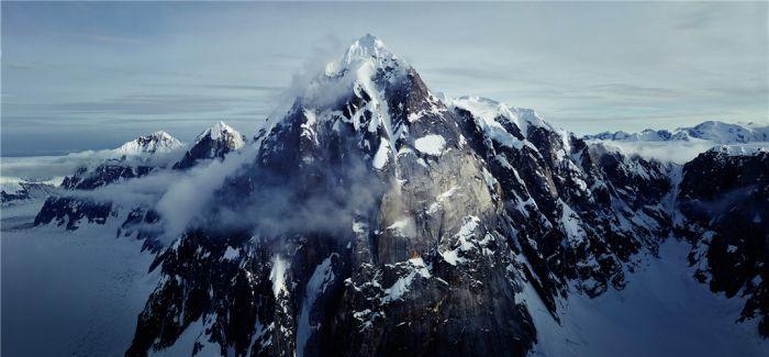 kemple气势恢宏的雪山风光摄影